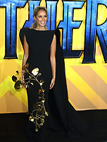 Leona Lewis at the Black Panther European Premiere at the Eventim Apollo, Hammersmith, London on Thursday 8th February 2018<br /> CAP/ROS<br /> CAP/ROS<br /> &copy;ROS/Capital Pictures