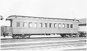 Coach #271 built by Jackson &amp; Sharp in 1880 as #47.  Renumbered in April 1886.<br /> D&amp;RGW