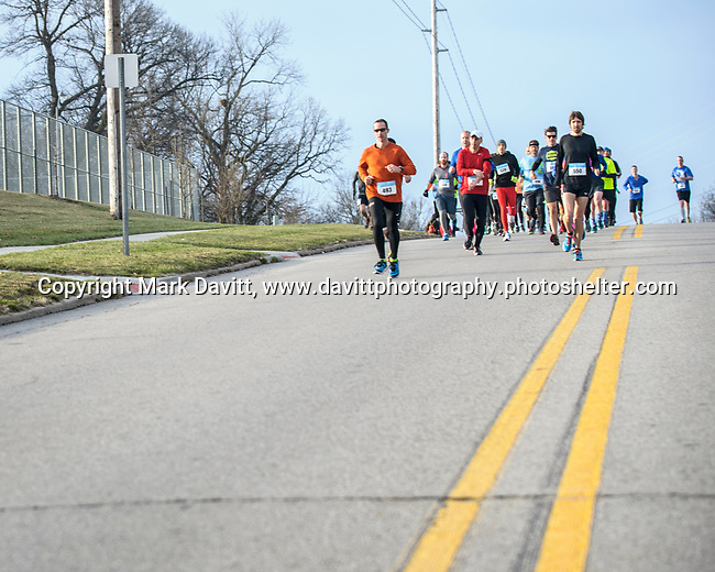 Ready, Set, Go... Caring Hands of Altoona in conjuction with Pleasant Hill hosted the fifth annual Springtime Hill Climb April 1.