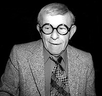 George Burns 1981<br /> Photo By Adam Scull/PHOTOlink.net