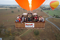 04 October 2017 Hot Air Balloon Gold Coast