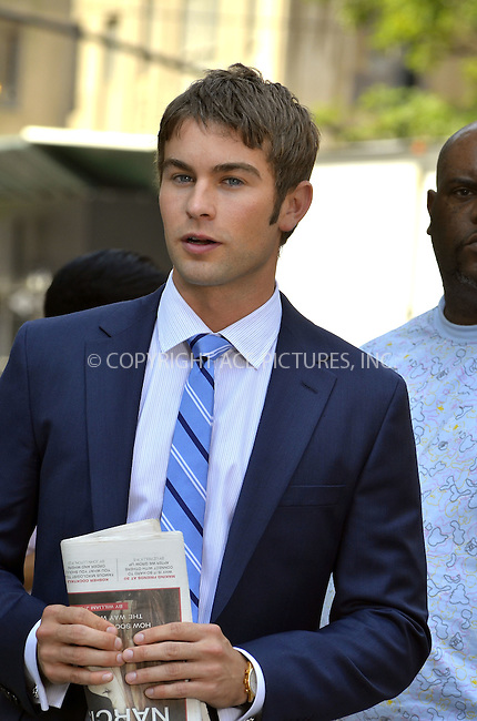 WWW.ACEPIXS.COM ************....July 17 2012, New York City....Actor Chace Crawford on the set of the TV show 'Gossip Girl' on July 17 2012 in New York City....Please byline: CURTIS MEANS - ACE PICTURES.. *** ***  ..Ace Pictures, Inc:  ..tel: (646) 769 0430..e-mail: info@acepixs.com..web: http://www.acepixs.com