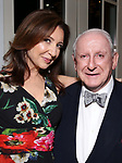 Donna Murphy and Lionel Lerner during the Urban Stages' 35th Anniversary celebrating Women in the Arts at the Central Park Boat House on May 15, 2019 in New York City.