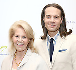 Daryl Roth and Jordan Roth attend The 7th Annual Elly Awards at The Plaza Hotel on June 19, 2017 in New York City.