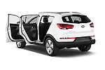 Car images of a 2014 KIA SPORTAGE Sense 5 Door SUV 2WD Doors