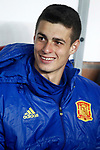 Spain's Kepa Arrizabalaga during FIFA World Cup 2018 Qualifying Round match. March 24,2017.(ALTERPHOTOS/Acero)