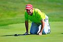 Mark Tullo (CHI), European Challenge Tour, Kazakhstan Open 2014, Zhailjau Golf Club, Almaty, Kazakhstan. (Picture Credit / Phil Inglis)