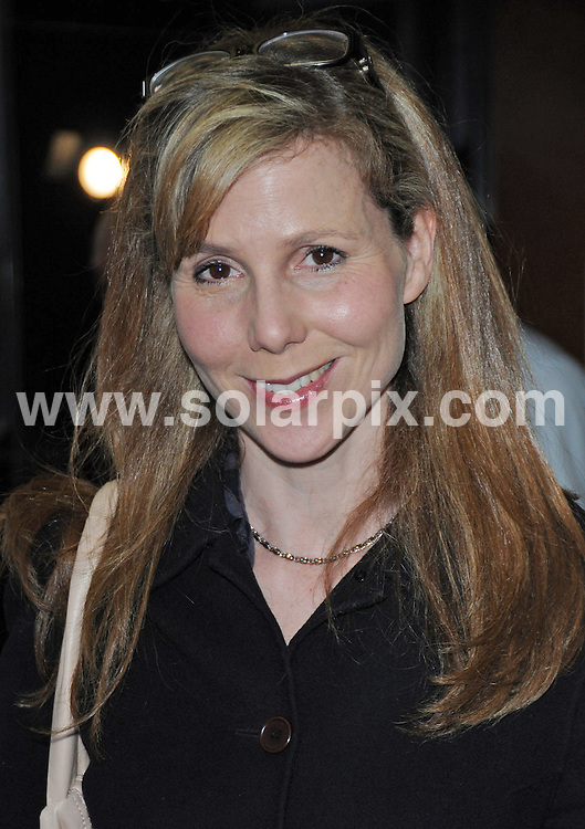 """**ALL ROUND PICTURES FROM SOLARPIX.COM**.**WORLDWIDE SYNDICATION RIGHTS**.UK premiere of """"In The Loop"""" at the Curzon Mayfair, London, UK. 1 April 2009..This pic: Sally Phillips..JOB REF: 8755 BTT      DATE: 01_04_2009.**MUST CREDIT SOLARPIX.COM OR DOUBLE FEE WILL BE CHARGED**.**ONLINE USAGE FEE GBP 50.00 PER PICTURE - NOTIFICATION OF USAGE TO PHOTO @ SOLARPIX.COM**.**CALL SOLARPIX : +34 952 811 768 or LOW RATE FROM UK 0844 617 7637**"""