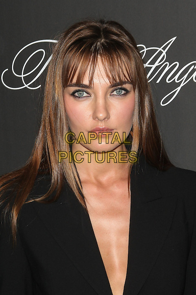 NEW YORK, NY - OCTOBER 20: Alina Baikova pictured at Angel Ball 2014 hosted by Denise Rich at Cipriani's in New York City on October 20, 2014.  <br /> CAP/MPI/DIE<br /> &copy;Diego Corredor/ MediaPunch/Capital Pictures