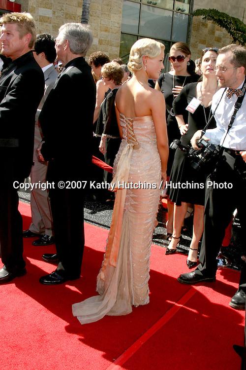 Ambyr Childers.Daytime Emmys 2007.Kodak Theater.Los Angeles, CA.June 15, 2007.©2007 Kathy Hutchins / Hutchins Photo....