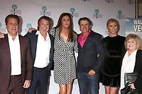 "PALM SPRINGS - JAN 11:  James Van Patten, Vincent Van Patten, Caitlyn Jenner, Nels Van Patten, Sophia Hutchins, Pat Van Patten at the ""Walk to Vegas"" World Premiere at the Richards Center for the Arts on January 11, 2019 in Palm Springs, CA"