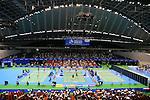 General view, <br /> SEPTEMBER 20, 2013 - Badminton : <br /> Yonex Open Japan 2013 <br /> at Tokyo Metropolitan Gymnasium, Tokyo, Japan. <br /> (Photo by YUTAKA/AFLO SPORT) [1040]