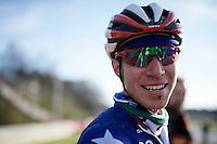 American National Champion Jeremy Powers (USA/Rapha-Focus)<br /> <br /> UCI Cyclocross World Cup Heusden-Zolder 2015