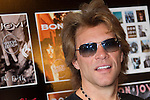 MADRID (04/06/2010).- Bon Jovi Photocall before tonight's concert at Rock in Rio Madrid. Pictured Jon Bon Jovi...PHOTO: Cesar Cebolla / ALFAQUI