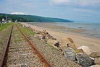 CDT- Charlevoix Beach Scenes, Charlevoix Quebec CA 7 14