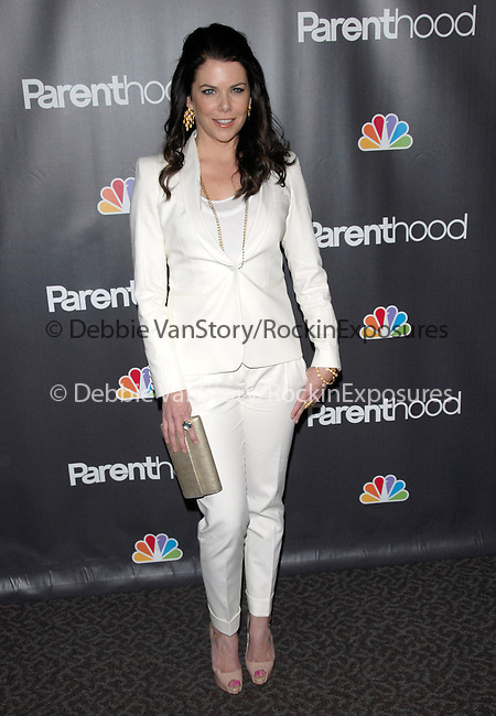 """Lauren Graham at the NBC Universal's """"Parenthood"""" Premiere Screening held at The DGA in West Hollywood, California on February 22,2010                                                                   Copyright 2009  DVS / RockinExposures"""