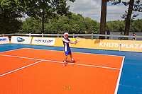 Netherlands, Rosmalen , June 08, 2015, Tennis, Topshelf Open, Autotron, KNLTB Plaza<br /> Photo: Tennisimages/Henk Koster