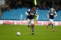 9th February 2020; The Den, London, England; English Championship Football, Millwall versus West Bromwich Albion; Mahlon Romeo of Millwall