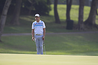 Sutjet Kooratanapisan (THA) on the 6th green during Round 1 of the UBS Hong Kong Open, at Hong Kong golf club, Fanling, Hong Kong. 23/11/2017<br /> Picture: Golffile | Thos Caffrey<br /> <br /> <br /> All photo usage must carry mandatory copyright credit     (&copy; Golffile | Thos Caffrey)