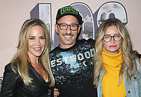 """LOS ANGELES, CA - MAY 11: Julie Benz, Darren Stein, Rebecca Gayheart, at Rooftop Cinema Club Hosts 20th Anniversary And Cast Reunion Of 1999 Cult Classic """"Jawbreaker"""" at Level in Los Angeles, California on May 11, 2019.     <br /> CAP/MPI/SAD<br /> ©SAD/MPI/Capital Pictures"""