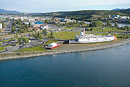 Whitehorse; aerial photo;