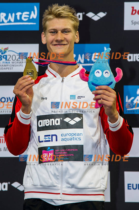BROMER Viktor B. DEN Gold Medal<br />