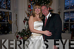 Eili?s Siobhan Brick, daughter of Muiris Bric and Mary Ellen Brick, from Gorta Dubha, Baile an Feartaigh, and Michael James Krick, son of the late Howard and late Kathleen Krick, from Chicago, Illinois, were married at 2pm on 31/12/09 in St. Vincent's Church, Baile an Feartaigh, by co-celebrants fr Eugene Kiely and Bishop William Murphy. Best man: Muiris Bric. Groomsmen: Padraig O? Lionsaigh, Paul Casserly and Joseph Petrollino. Bridesmaids: Nancy Mullen Petrollino, Neasa Ni? Bhric, Roisi?n Ni? Lionsaigh, Eibhli?n Casserly and Meghan Lauren Krick. Pageboy: Eoghan O'Lionsaigh. The reception was held at Ballintaggart House, Dingle. The couple will reside at Chicago, Illinois.