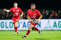 Albert Mathewson of Toulon during the French Top 14 match between Agen and Toulon at Stade Armandie on November 4, 2017 in Agen, France. (Photo by Manuel Blondeau/Icon Sport)