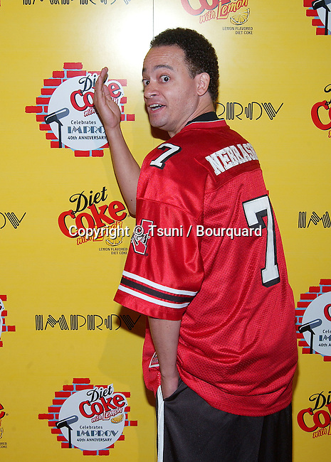 Chris Reed (Kid'n Play) arriving at the The Improv 40th Anniversary at the Improv on Melrose Ave. in Los Angeles. August 23, 2002.            -            reedChris_Kid'nPlay01.jpg