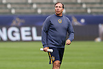 19 November 2011: Head coach Bruce Arena. The Los Angeles Galaxy held a practice session at the Home Depot Center in Carson, CA one day before playing in MLS Cup 2011.