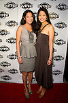 KARIN ANNA CHEUNG, LYNN CHEN. Arrivals to a screening of The People I've Slept With, presented by Outfest as part of Fusion: the Los Angeles LGBT People of Color Film Festival. Hollywood, CA, USA. March 13, 2010.