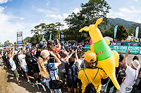 Picture by Alex Broadway/SWpix.com - 09/09/17 - Cycling - UCI 2017 Mountain Bike World Championships - XCO - Cairns, Australia - Start of the Men's Elite Cross Country Final.