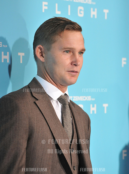 "Brian Geraghty at the Los Angeles premiere of his new movie ""Flight"" at the Cinerama Dome, Hollywood..October 23, 2012  Los Angeles, CA.Picture: Paul Smith / Featureflash"