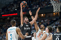 REAL MADRID v BROSE BAMBERG. Turkish Airlines Euroleague 2017-2018