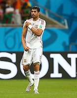 Diego Costa of Spain