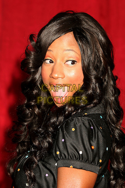 "MONIQUE COLEMAN.""Ratatouille"" Los Angeles Premiere at the Kodak Theatre, Hollywood, California, USA, .22 June 2007..portrait headshot mouth open.CAP/ADM/BP.©Byron Purvis/AdMedia/Capital Pictures."