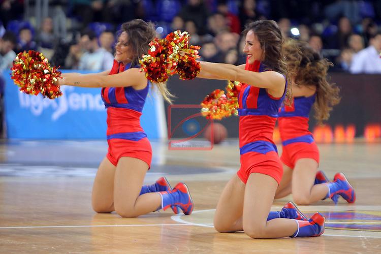 League ACB-ENDESA 2016/2017 - Game: 21.<br /> FC Barcelona Lassa vs ICL Manresa: 92-72.