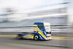 Portuguese driver Eduardo Rodrigues belonging Portuguese team Eduardo Rodrigues during the super pole SP2 of the XXX Spain GP Camion of the FIA European Truck Racing Championship 2016 in Madrid. October 02, 2016. (ALTERPHOTOS/Rodrigo Jimenez)