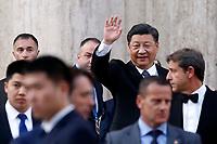 20190322 Il presidente Xi Jinping alla Camera
