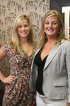 Laura McEvoy and Ann O'Neill at the opening of Fabulous Salon...Photo NEWSFILE/Jenny Matthews.(Photo credit should read Jenny Matthews/NEWSFILE)....This Picture has been sent you under the condtions enclosed by:.Newsfile Ltd..The Studio,.Millmount Abbey,.Drogheda,.Co Meath..Ireland..Tel: +353(0)41-9871240.Fax: +353(0)41-9871260.GSM: +353(0)86-2500958.email: pictures@newsfile.ie.www.newsfile.ie.FTP: 193.120.102.198.