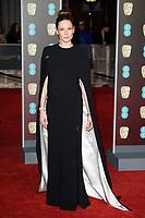 Rebecca Fergusson<br /> arriving for the BAFTA Film Awards 2018 at the Royal Albert Hall, London<br /> <br /> <br /> ©Ash Knotek  D3381  18/02/2018