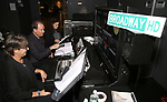Director David Horn Behind the Scenes with BroadwayHD: A Digital Capture of  Roundabout Theatre Company's 'If I Forget' at Laura Pels Theatre on 4/28/2017 in New York City.