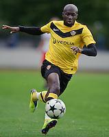 Fussball 2 Bundesliga Saison 2011/2012 Testspiel Dynamo Dresden - FC Grimma Mickael POTE (Dynamo Dresden).