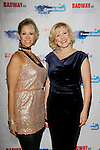 Singers Jodi Stevens and Missy Keene celebrate New Year's Eve 2016 at The Copacabana, New York City, New York. (Photo by Sue Coflin/Max Photos)  suemax13@optonline.net