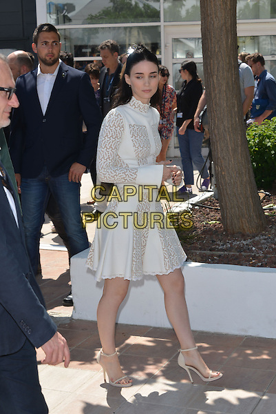 Rooney Mara attends the 'Carol' Photocall during the 68th annual Cannes Film Festival on May 17, 2015 in Cannes, France.<br /> CAP/PL<br /> &copy;Phil Loftus/Capital Pictures