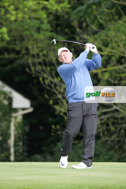 Terry Boudreaux during Wednesday's Pro-Am ahead of the 2016 Dubai Duty Free Irish Open Hosted by The Rory Foundation which is played at the K Club Golf Resort, Straffan, Co. Kildare, Ireland. 18/05/2016. Picture Golffile | TJ Caffrey.<br /> <br /> All photo usage must display a mandatory copyright credit as: &copy; Golffile | TJ Caffrey.