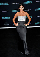 "LOS ANGELES, USA. December 11, 2019: Bree Condon at the premiere of ""Bombshell"" at the Regency Village Theatre.<br /> Picture: Paul Smith/Featureflash"