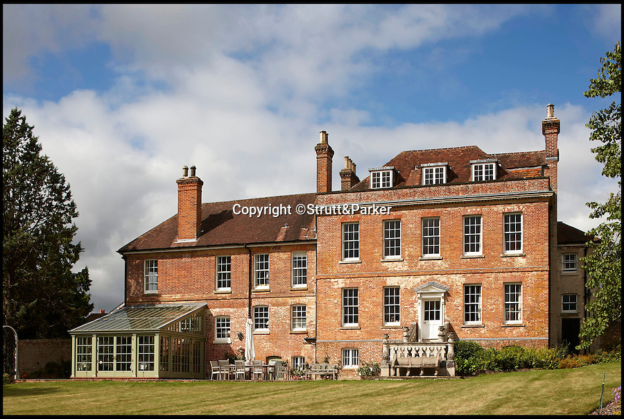 BNPS.co.uk (01202 558833)<br /> Pic: Strutt&Parker/BNPS<br /> <br /> A striking Georgian manor house that once hosted the scandalous menage-a-trois of Admiral Horatio Lord Nelson, his lover and her husband is on the market for £4.25million.<br /> <br /> The love triangle stayed at the property a couple of times in about 1801-1802, when Lord Nelson and Lady Emma Hamilton were two of the most famous people in the UK.<br /> <br /> Fir Hill was bought by the admiral's friend and colleague Captain Charles Powell Hamilton, who was also the cousin of Emma's husband Sir William Hamilton, in 1797.<br /> <br /> The house is in a picturesque spot in the South Downs National Park, at the heart of the Meon Valley in the village of Droxford, Hants.