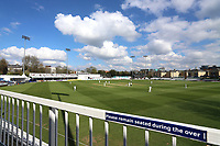 General view of play during Essex CCC vs Durham MCCU, English MCC University Match Cricket at The Cloudfm County Ground on 2nd April 2017