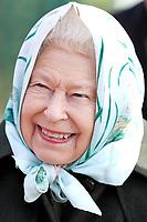 Queen Elizabeth II Visit to Wolferton Pumping Station